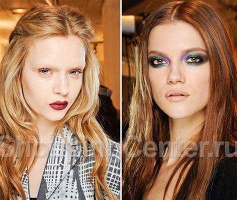 Модные тенденции в макияже 2020