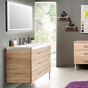 meubles salle de bains 120 cm cedam trio espace aubade With magasin aubade salle de bain
