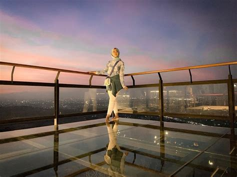 heha sky view jogja  wisata  rental mobil