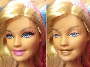 barbie dolls  makeup todaycom