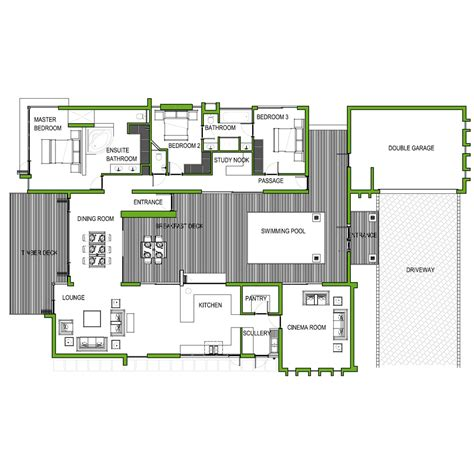 design floor plan 3 bedroom house designs and floor plans