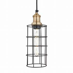 brooklyn wire cage pendant 5 inch pewter cylinder With lamp wiring supplies promotiononline shopping for promotional lamp