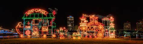 christmas lights st petersburg fl st petersburg christmas displays matthew paulson photography