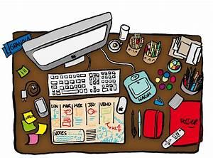 Feng shui your desk ! 6 astuces pour organiser son espace de travail J'aime le lundi ! Mieux