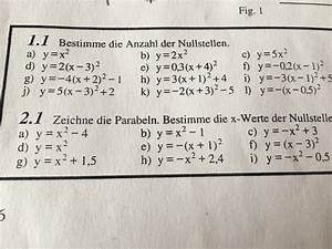 Mol Berechnen : nullstellen bestimme die anzahl der nullstellen mathelounge ~ Themetempest.com Abrechnung