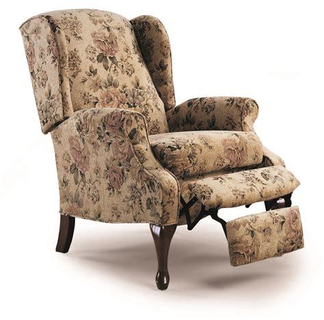 hton hi leg recliner 2581