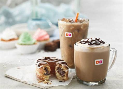 Dunkin' Donuts' Fudge Brownie Drink Is Deliciousness In A Cup Arabic Coffee In Los Angeles Ashley Furniture Tables For Sale Cape Town Harare Grounds Metal Table Shelf Game Store Riyadh