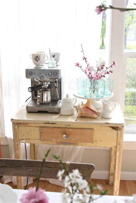 ideas  create   coffee station decoholic