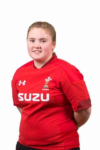 Kelly Molly Wales Welsh Hooker Rugby Regions