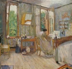 Edouard Vuillard Interior