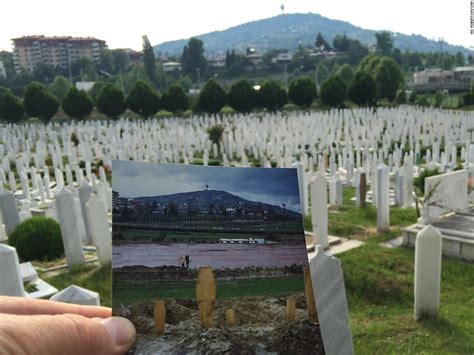siege sarajevo sarajevo then and now