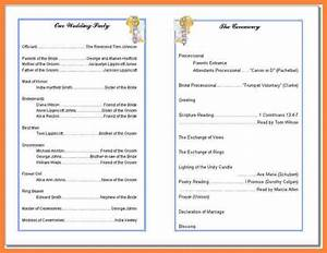 free printable church program template invitation template With templates for church bulletins