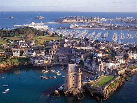 St Malo Ferry Port / Terminal Guide
