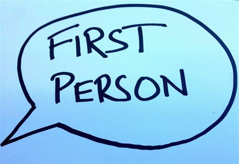 writing your linkedin profile in first person or third person