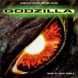 Godzilla 1998 Cover by David Arnold Tsd Front Covers