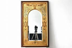 Spiegel Art Deco : spectacular art nouveau mirror with peacocks for sale at 1stdibs ~ Whattoseeinmadrid.com Haus und Dekorationen