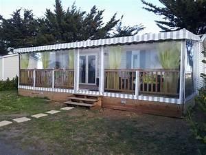 Bache Transparente Pour Terrasse : b che pour terrasse en bois de mobil home ~ Dailycaller-alerts.com Idées de Décoration