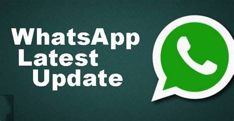 whatsapp messenger update 2 18 267 now choose to allow only admins to send msg in