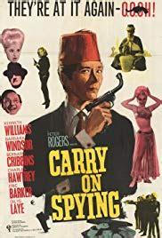 Carry on Spying (1964) - IMDb
