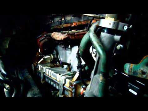 volvo  oil cooler cover pt youtube