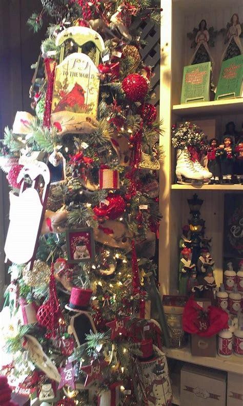 cracker barrel xmas decorations cracker barrel tree new year 15 16 florida style trees