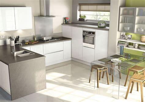 gloss kitchen ideas ikea gloss white kitchen decosee com