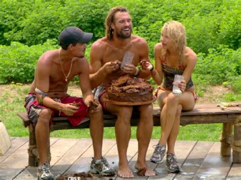 'Survivor: Redemption Island' ep 11: Steve and Ralph voted ...