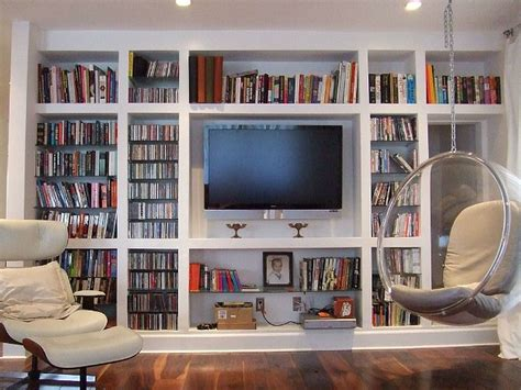 15 Inspirations Of Full Wall Bookcases
