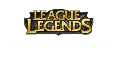 League-of-legends-esports-explained-logo-png