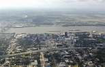 Baton Rouge Harbor in Baton Rouge, LA, United States ...