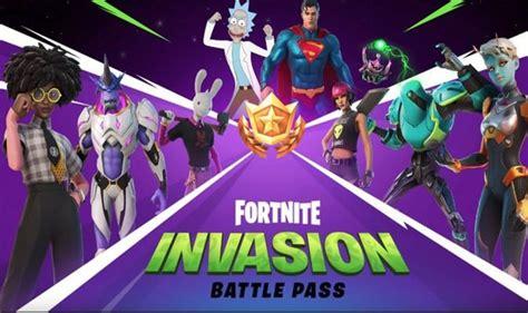 Fortnite Season 7 Battle Pass rewards revealed with ...
