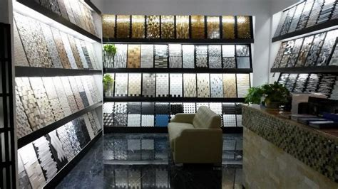 Lsmr06,lands 3D Mirror Glass Mosaic Tiles,lower Price