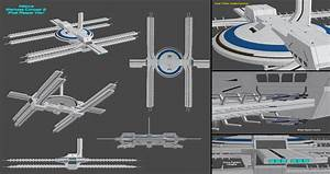 Alliance Space Station Concept 2 (Post Reaper War) by ...