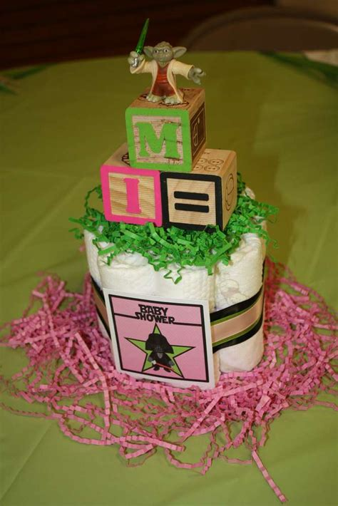 Star Wars Baby Shower Decorations by Star Wars Baby Shower Party Ideas Photo 12 Of 12 Catch