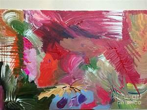 Spiritual Love Healing Painting by Anand Chafekar