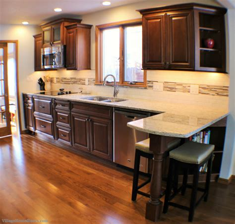 galley kitchen with peninsula moline remodel great galley home stores 3720