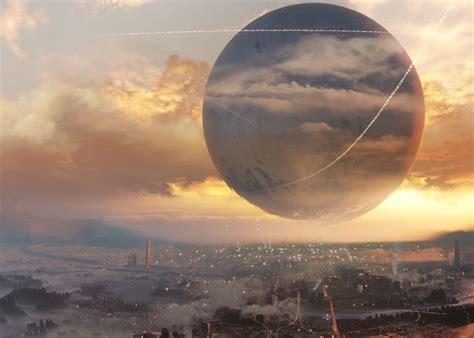querras poner estas espectaculares imagenes de destiny de
