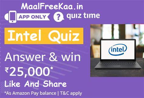amazon quiz answers win  quiz