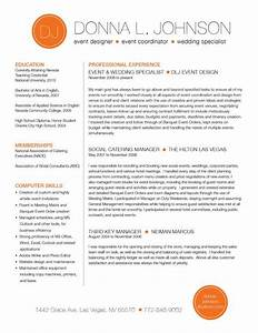 Custom resume template color circile initials for Custom resume templates