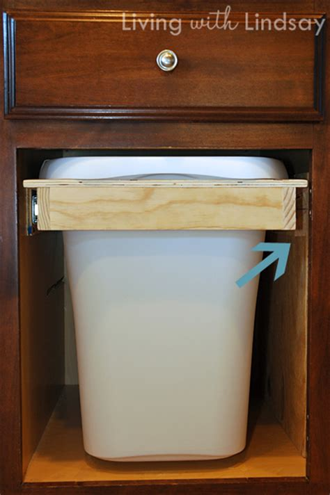build  pull  trash  recycling bin makely