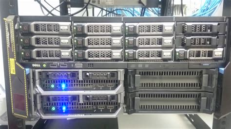 server dell vrtx    chassis youtube