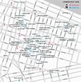 Lower East Side Gallery Map