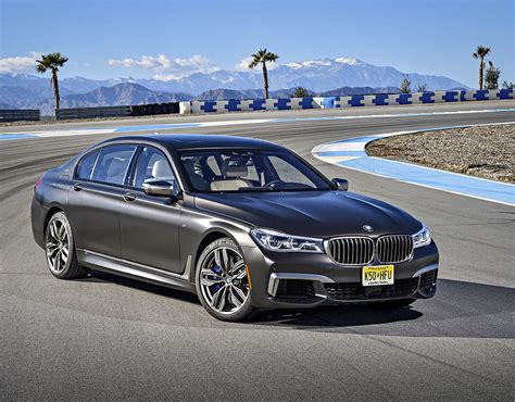Bmw M760li Xdrive 2017 In Pictures