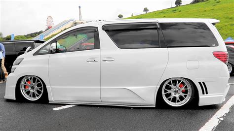 Toyota Vellfire Hd Picture by Hd Toyota Vellfire 20 Modified 20系ヴェルファイアカスタム Zeal杯2016