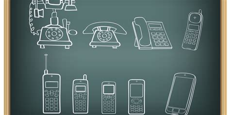 history on my phone evolution of the mobile phone in pictures huffpost uk