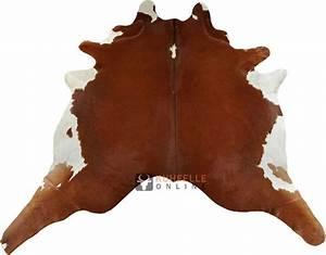 Kuhfell Teppich Weiß : kuhfell teppich braun weiss hereford 220 x 210 cm kuhfelle online kaufen ~ Yasmunasinghe.com Haus und Dekorationen