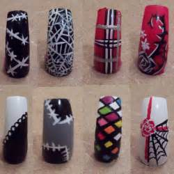 Different types of nail polishes on art to do