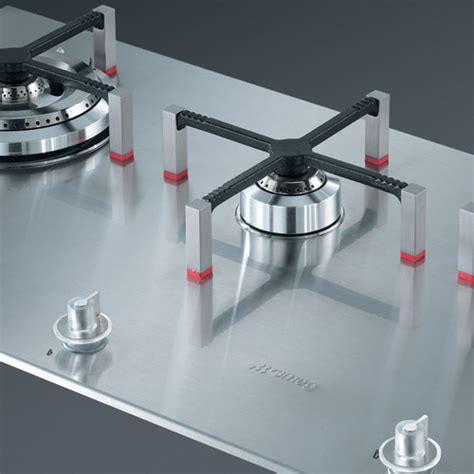 Smeg Cooktop Spare Parts by Cooktop Gas Smeg Au