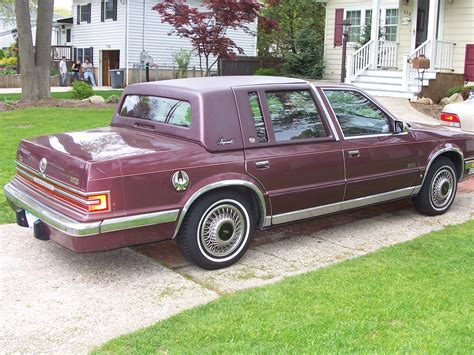how does cars work 1992 chrysler imperial parking system anthony romano s 1991 chrysler imperial