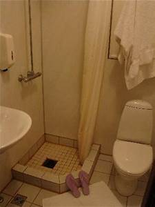 Bathroom room # 27. Small shower place. - Picture of ...